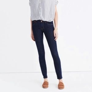 HP Madewell 1937 Skinny Jeans Size 2
